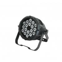 FARO PAR LED FX 18x15W RGBWA 5in1 DA ESTERNO IP65